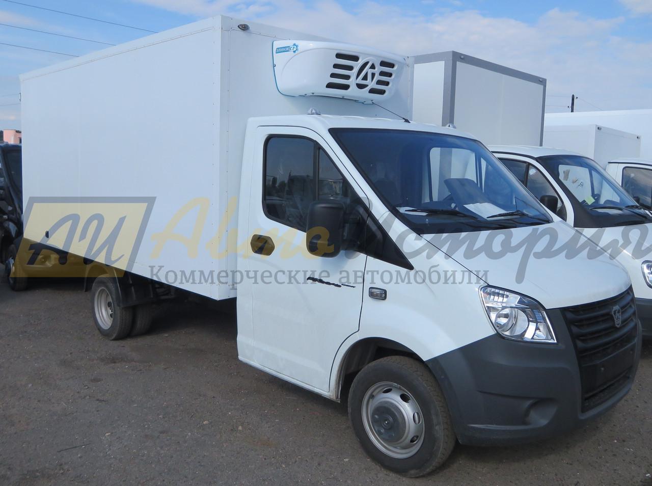 Газель Некст (дизель). Изотермический фургон 4,2 м. ХОУ.