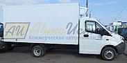 Газель Некст (дизель). Изотермический фургон 4,2 м. ХОУ., фото 2