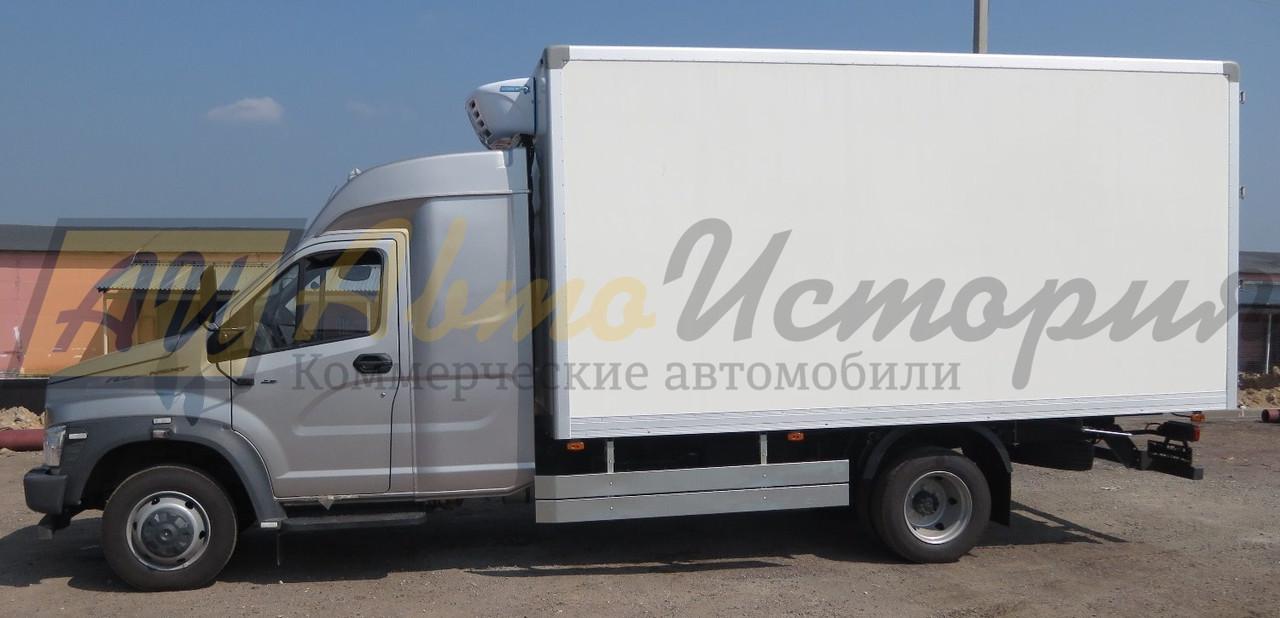 Газон Некст. Спальник. Изотермический фургон 5,1 м.  ХОУ.