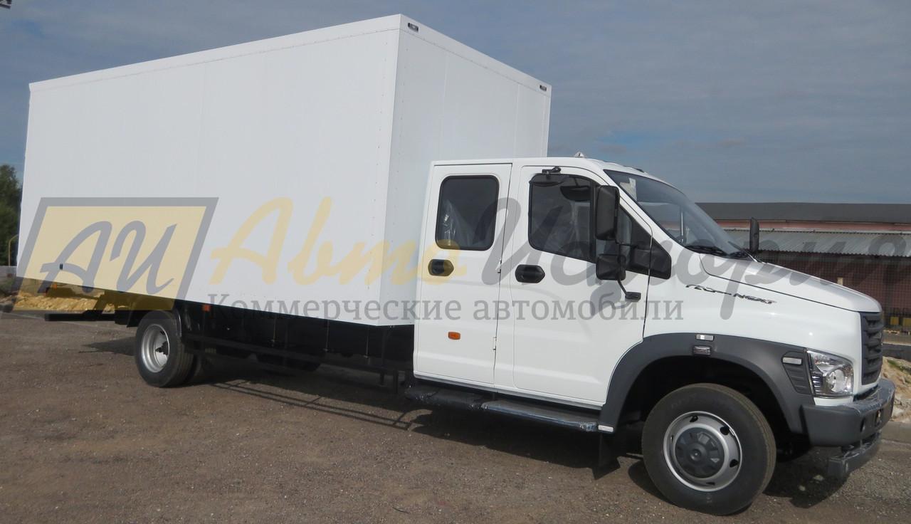 Газон Некст-фермер. Изотермический фургон 6 м.