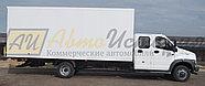 Газон Некст-фермер. Изотермический фургон 6 м., фото 2