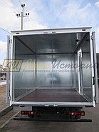 Газель Некст. Изотермический фургон 3 м., фото 4
