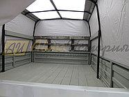 Газ 3302. Бортовая платформа  3 м., фото 4
