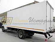 Газон Некст. Изотермический фургон 6,2 м., фото 3