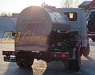 Газ 3302. Молоковоз 1,2 куб. м., фото 4