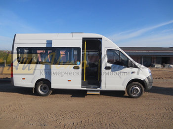 Газель Некст. Автобус, 16 мест. (бензин/газ).