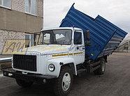 Газ 3309. Самосвал (надставные борта)., фото 3