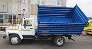Газ 3309. Самосвал (надставные борта)., фото 4