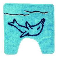 Коврик голубой/дельфин