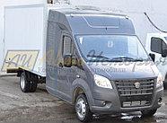 Газель Некст (дизель). Cпальник. Изотермический фургон 4,2 м., фото 2