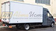 Газель Некст (дизель). Cпальник. Изотермический фургон 4,2 м., фото 3