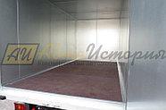 Газель Некст (дизель). Cпальник. Изотермический фургон 4,2 м., фото 6