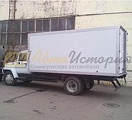 "Газ 3309 ""Газон"". Изотермический фургон (ППУ) 5,1 м., фото 2"