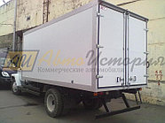 "Газ 3309 ""Газон"". Изотермический фургон (ППУ) 5,1 м., фото 3"