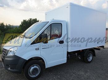 Газель Некст (бензин). Изотермический фургон (ТТМ) 3 м.