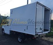 Газель Некст (бензин). Изотермический фургон (ТТМ) 3 м., фото 3