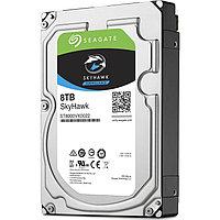 """Жесткий диск Seagate SkyHawk 2Tb, HDD, 3.5"""", 7200rpm, 64MB, SATA 6Gb/S, ST2000VX008"""