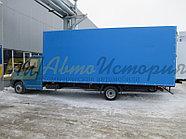 Газель Некст. Еврофура 5.2 м., фото 2