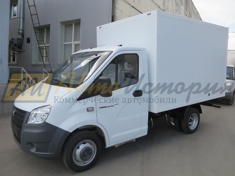Газель Некст.  Изотермический фургон 3,2 м.