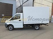 Газель Некст.  Изотермический фургон 3,2 м., фото 2