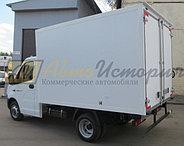 Газель Некст.  Изотермический фургон 3,2 м., фото 3