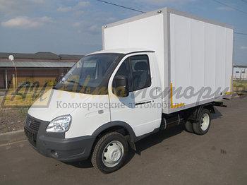 Газ 3302.  Промтоварный фургон 3,1 м.