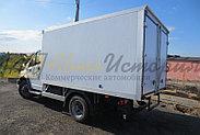 Газон Некст. Изотермический фургон (ППУ) 4 м. ХОУ., фото 3