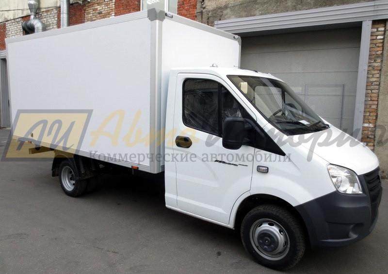 Газель Некст (дизель). Изотермический фургон (ППУ) 4,2 м.