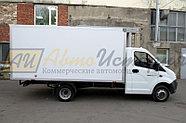 Газель Некст (дизель). Изотермический фургон (ППУ) 4,2 м., фото 2