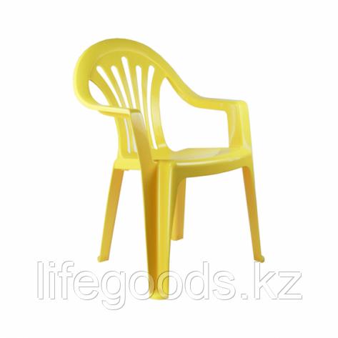 Кресло детское (желтый) (уп5) М2526, фото 2