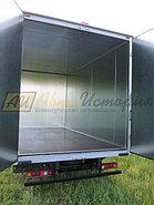 Газель Некст (дизель). Cпальник. Изотермический фургон (ППУ) 4,2 м., фото 5