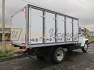 Газ 3309. Хлебный фургон (200 лотков)., фото 3