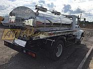 Газ 3309. Молоковоз (2 отсека)., фото 3