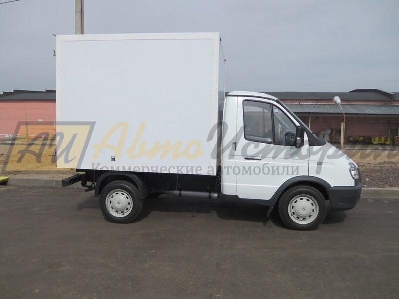 Газ 2310.  Изотермический фургон 2,4м