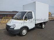 Газ 2310.  Изотермический фургон 2,4м, фото 2