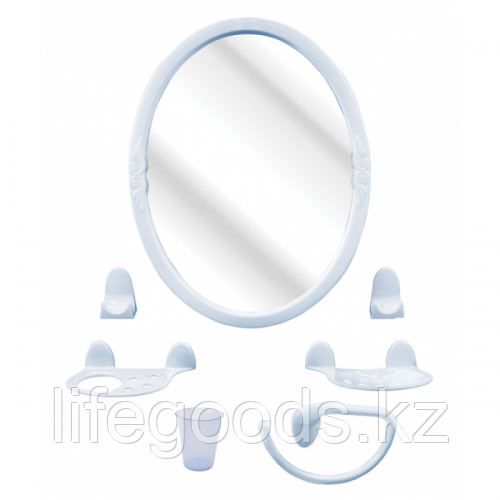 """Набор для ванной комнаты """"Аква"""" №4"""