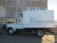 """Газ 3309 """"Газон"""". Промтоварный фургон 4,0 м., фото 2"""