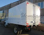 """Газ 3309 """"Газон"""". Промтоварный фургон 4,0 м., фото 3"""