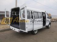 Газ 3221, автобус (8 мест), фото 3