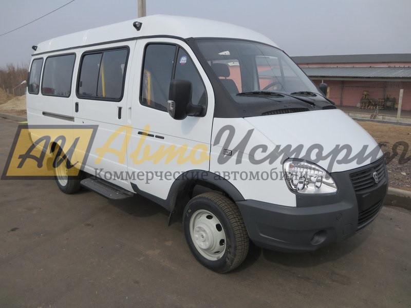 Газ 32212,  автобус (12мест).