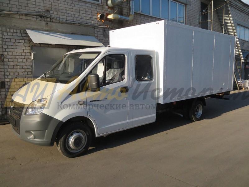 Газель Некст- фермер (дизель). Изотермический фургон 4,2 м.