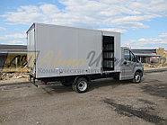 Газель Next.  Промтоварный фургон 4,2 м., фото 3