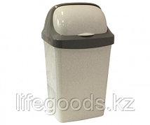 Контейнер для мусора РОЛЛ ТОП 9л М2465