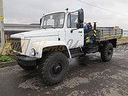 """Газ 33088 """"Садко"""". КМУ (Инман). Борт 2,4 м., фото 2"""
