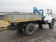 """Газ 33088 """"Садко"""". КМУ (Инман). Борт 2,4 м., фото 4"""
