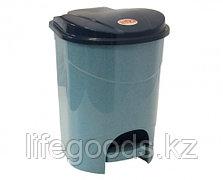 Контейнер для мусора с педалью 7л М2890