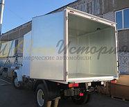 "Газ 3309 ""Газон"". Изотермический фургон  3,6  м., фото 4"