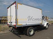 "Газ 3309 ""Газон"". Изотермический фургон (ППУ) 3,6 м., фото 3"