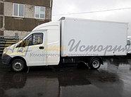 Газель Некст (дизель). Cпальник. Изотермический фургон (ППУ) 4,2 м., фото 2
