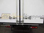 Газель Некст (дизель). Cпальник. Изотермический фургон (ППУ) 4,2 м., фото 6